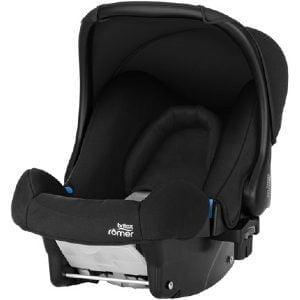 Spædbørn autostol hvor længe?