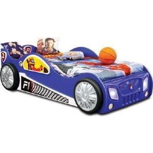 Køb en Cloudberry bilseng til børn