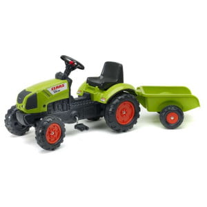 Claas pedaltraktor med gummihjul