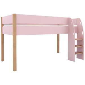 køb den søde halvhøj seng til piger