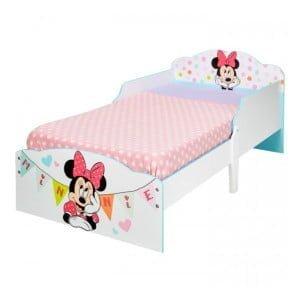 Køb en Minnie Mouse juniorseng