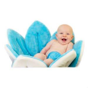 Brug et sikkert badekar til babyen