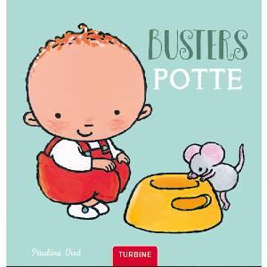 enkel og morsom bog til den første pottetræning