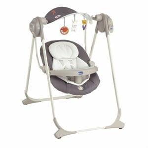 køb en elektrisk gynge til babyen