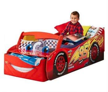 Køb en cars juniorseng til sønnen