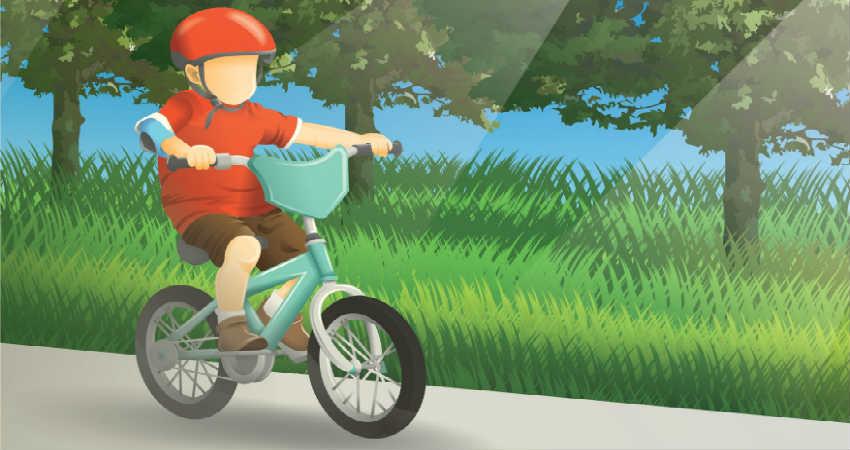 Køb den rigtige børnecykel til drengen eller pigen