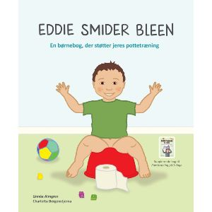 køb bogen om Eddie og smide bleen