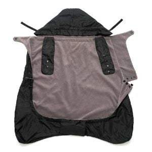 Winter Weather Cover 2 in 1 Fra ErgoBaby