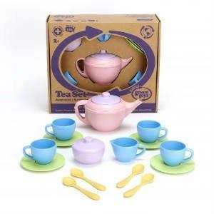 køb et tesæt i gave til pigen