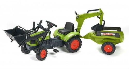 Køb den anvanceret traktor til drenge