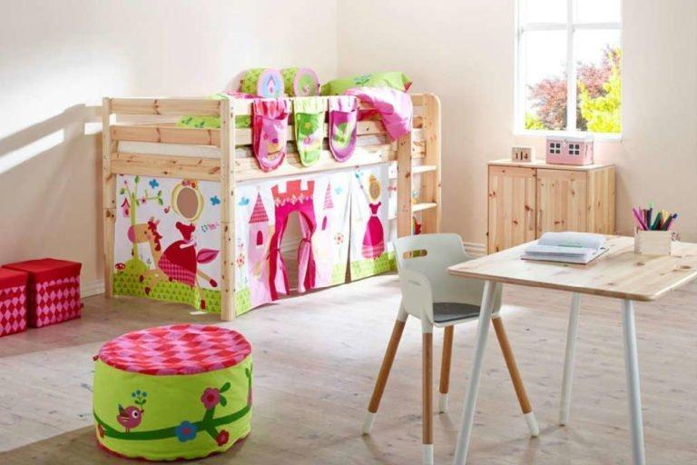 Køb en flexa seng til børneværelset