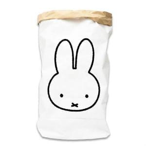 brug den hvide Miffy opbevaring til børn