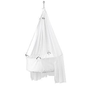 køb en sød Leander sengehimmel i hvid