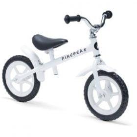 Pinepeaks løbecykel Komfort er en smart førstegangs cykel