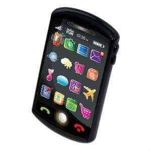 køb den sjove legetøjs smartphone til 1-3 år