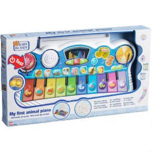giv det første musik legetøj til 1 årige