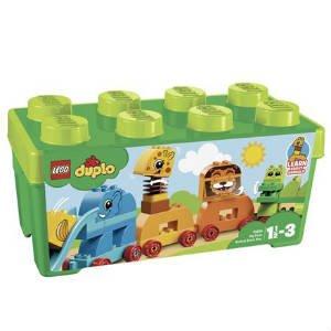 giv Lego Duplo i gave til drenge og piger