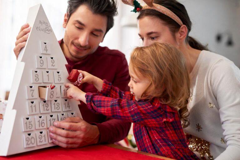 køb populær julekalender til børn