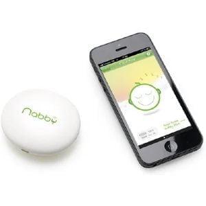 Nabby babyalarm til iOS og Android