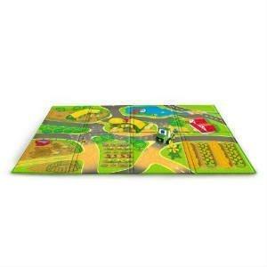 køb det foldbare tæppe med lege motiver