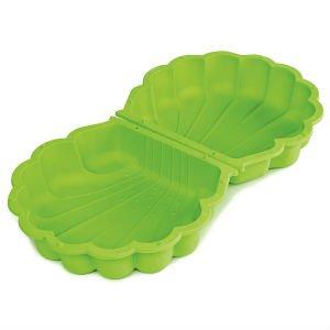 Køb en plastik sandkasse til indendørs og udendørs brug