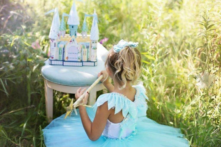 Køb en prinsesse seng til piger