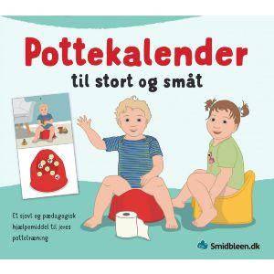 køb pottetræning bog til dit barn