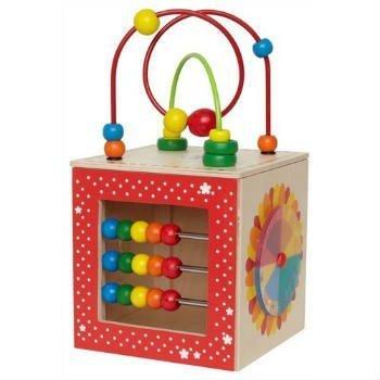 Brug Hape og baby buddy legetøj