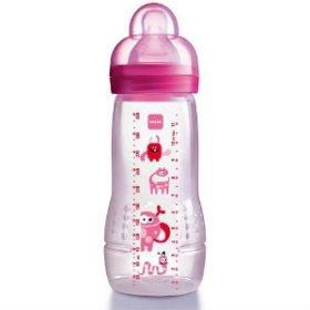 køb MAM Baby Bottle sutteflaske, 330 ml., BPA fri, pige