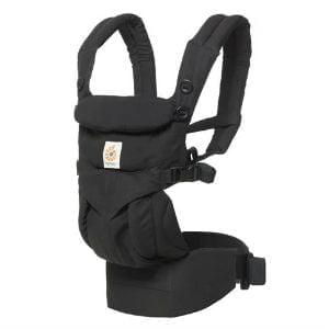 køb en sort ergobaby bæresele til barnet