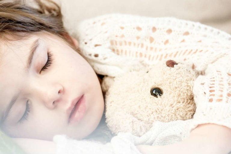 Sådan får du din baby til at sove