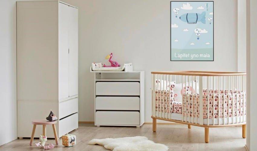 køb de stilrene baby møbler til hjemmet