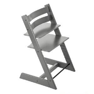 køb den moderne grå trip trap højstol