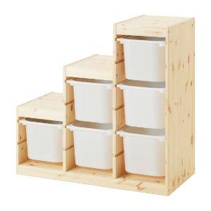 køb det billige opbevaring til børneværelset i Ikea