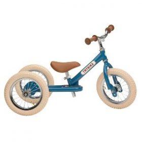Trehjulet løbecykel i metal fra hollandske Trybike